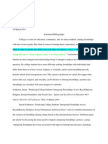 Annotated Bibliography Second Draft 3