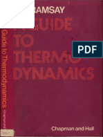 A Guide to Thermodynamics (1971)
