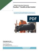 ParaFlux - Oilfiled Paraffin, Wax & Asphaltene Control Agents