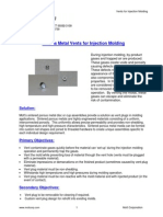 MOTTCORP _ Application Briefs _ Injection Molding Vents
