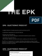 Epk Breakdown Details. Read Me First