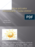 Proiect politici ecologice
