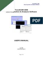 TrendCOM2006 - Manual
