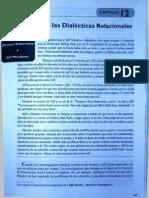 Teoria de Las Dialecticas Relacionales