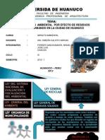 Impactoambiental Contaminacionderesiduossolidos 120423212453 Phpapp02