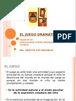 El juego dramático - 2009