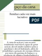 Bagaço Da Cana