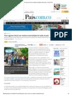 Paro Agrario Inició Con Relativa Normalidad en Todo El País - Diario El Pais