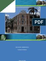 Hoja de Ruta Adecuacion Administrativa Medicina UdeA