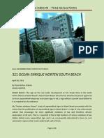 321 Ocean Enrique Norten South Beach Expose