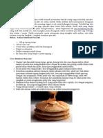 Membuat Pancake