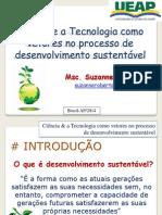 Apresentação Ciência e Tecnologia