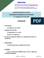 AQUEDUC Fontvieille Antibes