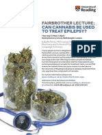 Fairbrother Lecture Flyer