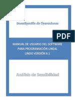 Manual de Usuario de Lindo