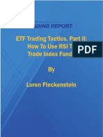 Fleckenstein, Loren - ETF Trading Tactics Part II