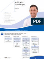 microsoft certification and course roadmaps.pdf