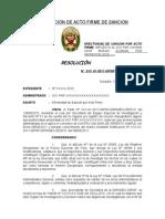 13 Resolucion acto firme sancion.doc