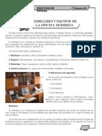 MOBILIARIO DE UNA OFICINA PRACTICA.doc