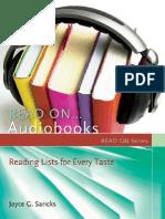 Audiobooks Reading