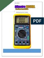 Manual Multimetro.