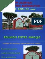 Ceip La Matanza Abril 2014