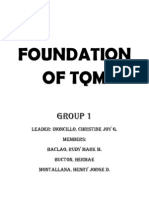 Group 1 Foundation of Tqm