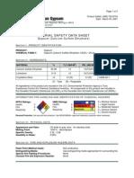 Gypsum Calcium Sulfate