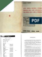 TONAZZI Liuto Chitarra Vihuela Intavolatura e Letteratura