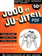 Judo Et Jujitsu