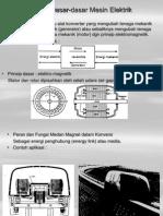 Bab 1 Dasar-dasar Mesin Elektrik