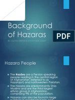 History of the Hazaras