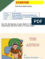 introduction to aztecs