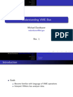 VME fundementals