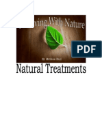 Surviving With Nature- Natural Treatments