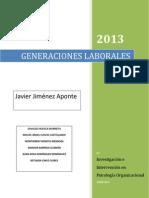 Generaciones Laborales.