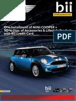 Promo Mini Cooper (A4)