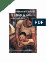Brena Sesma Ingrid - Intervencion Del Estado en La Tutela de Menores