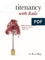Multi Tenancy Rails Sample