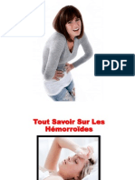 Soigner Hemoroide, Hemorroides Homeopathie, Stop Hémorroïdes, Traitement Hemoroides