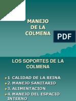 Clase 3 AP 2008 Soportes de La Colmena