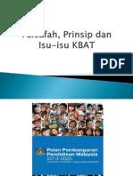 Falsafah, Prinsip & Isu KBAT