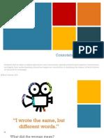 connotation and denotation presentation