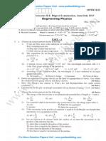 Engineering Physics June 2013 (2010)
