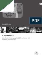 Manual de Uso . Xvamp