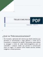 1 Telecomunicaciones