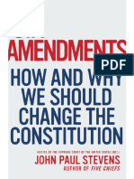 Six Amendments _ How and Why We Should Change the Constitution