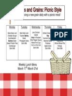 nslp menu weebly