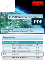 TCP IP InterNetworking II