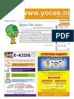 YOCee Newsletter Nov 2009